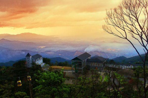 Ba Na Hill tour, travel to the hill vietnam, vietnam hill, vietnam beautiful hill