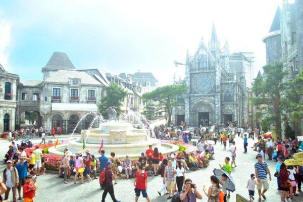 travel Ba Na Hill, Ba Na, Ba Na Danang, how travel to Ba Na Hill from Danang city