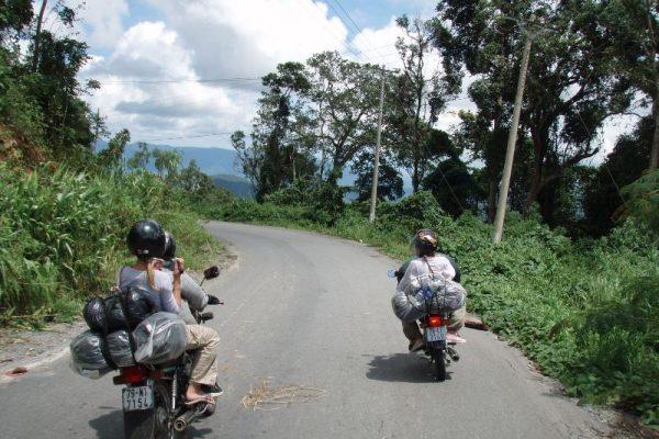 Nha Trang – Dalat Motocycle Car