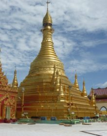Golden Treasures of Myanmar Cruise