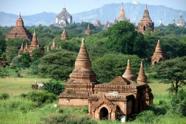 Tour to World Wonder Heritages of Myanmar & Cambodia