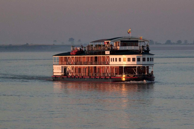 Golden Treasures Of Myanmar Cruise 13 Days Luxury Myanmar