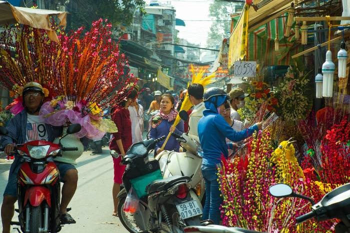 7 Unique Traditions In Tet Holiday In Vietnam Vietnamese
