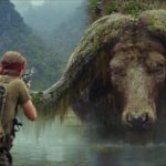 the Giant Monsters in Kong: Skull Island